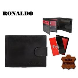 Portfel męski - rm-05l-cfl - black - P1026