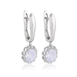 Kolczyki z kryształkami - Xuping EAP12598