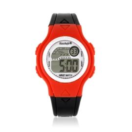 Zegarek dziecięcy sportowy - czerwony - Z1207