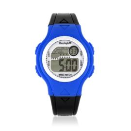 Zegarek dziecięcy sportowy - niebieski - Z1210
