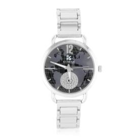 Zegarek damski na bransolecie - globe - Z1215