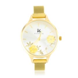 Zegarek damski na bransolecie - flowers - Z1222