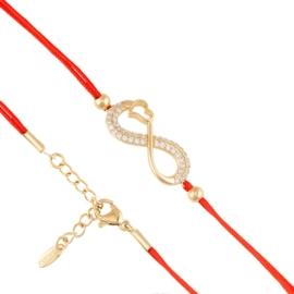Bransoletka na sznureczku - Xuping BP5490