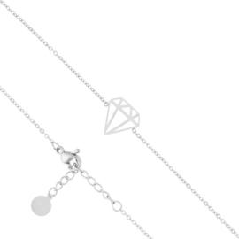 Bransoletka celebrytka - diament BP5501