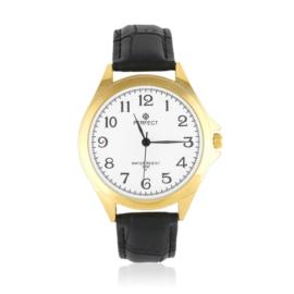 Zegarek męski vintage - skórzany pasek - Z1244
