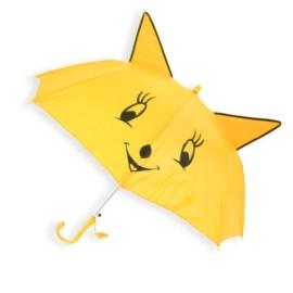 Parasolka dziecięca - żółta - PAR75
