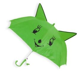 Parasolka dziecięca - zielona - PAR76