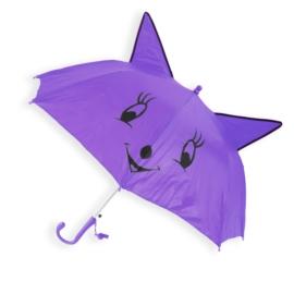 Parasolka dziecięca - fioletowa - PAR77