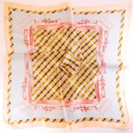 Chustka wiosenna apaszka - 70x70cm WO987