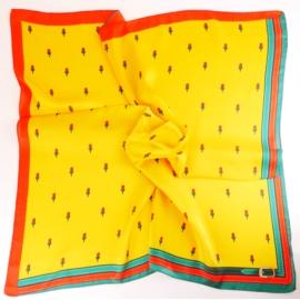 Chustka wiosenna apaszka - 70x70cm WO995