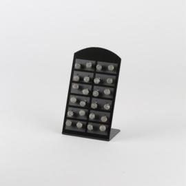 Kolczyki na paletce - 12szt - EA2627