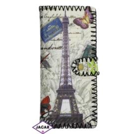 Szykowny portfel damski z nadrukiem - P1053
