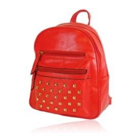 Plecak damski miejski z ćwiekami - PL114