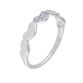 Pierścionek serduszka - Xuping - PP2537
