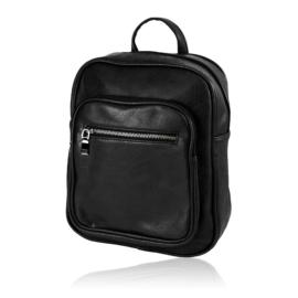 Plecak damski miejski - czarny - PL141