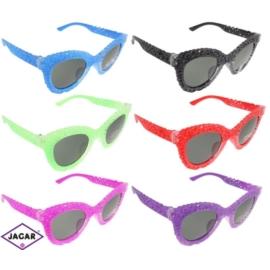 Paparazzi okulary przeciwsłoneczne D103 -24szt/op