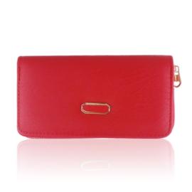 Portfel damski - czerwony - P1061