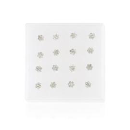 Kolczyki w pudełku - 8szt - EA2672