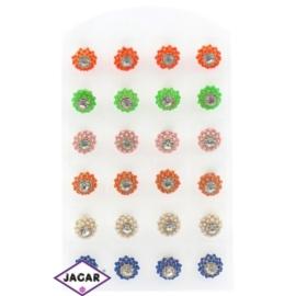 Kolczyki kolorowe - EA2682