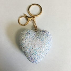 Brelok serce - PU235