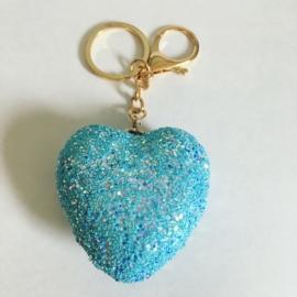 Brelok serce - PU238