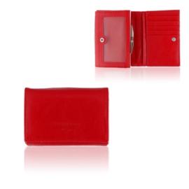 Portfel damski - czerwony - P1151