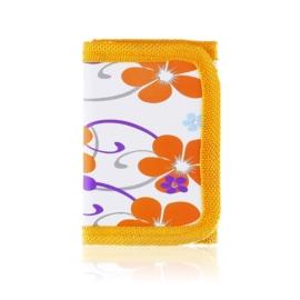 Portfel dziecięcy 11x7cm - orange - P1153