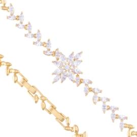 Bransoletka elegancka - Xuping BP5702