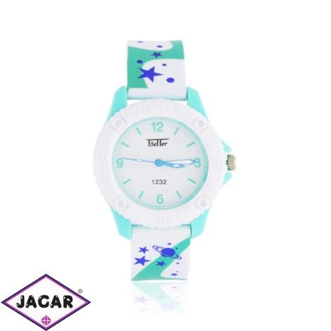 Zegarek dziecięcy na silikonowym pasku - Z1341