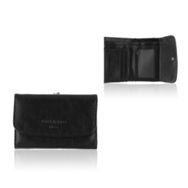 Portfel damski Raffaello - czarny - P1200