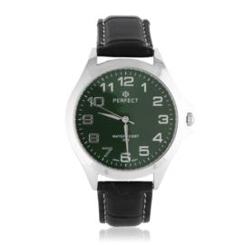 Zegarek męski na skórzanym pasku - Z1347