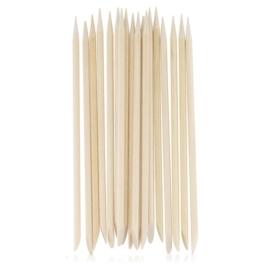 Patyczki drewniane do manicure 10szt - MUP195