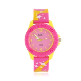 Zegarek dziecięcy - różowy - Z1377