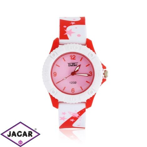 Zegarek dziecięcy - czerwony - Z1379