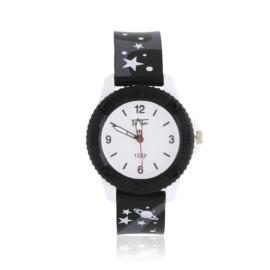 Zegarek dziecięcy - czarny - Z1380
