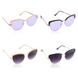 Okulary przeciwsłoneczne butterfly 689 12szt/op