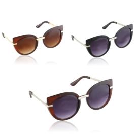 Okulary przeciwsłoneczne butterfly 680 12szt/op