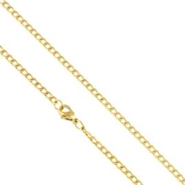 Łańcuszek stal chirurgiczna 60cm Xuping - LAP1886