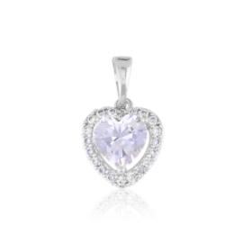 Przywieszka kryształowe serce - Xuping PRZ2408