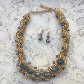 Komplet biżuterii - KOM208