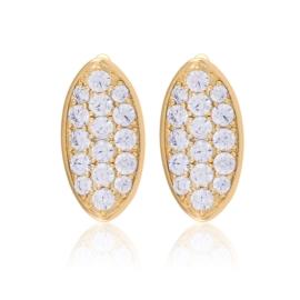Kolczyki z kryształkami - Xuping - EAP13200