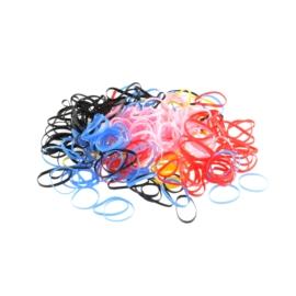 Kolorowe gumki do włosów recepturki kolor - OG611