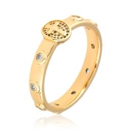 Pierścionek różaniec - Xuping PP2655