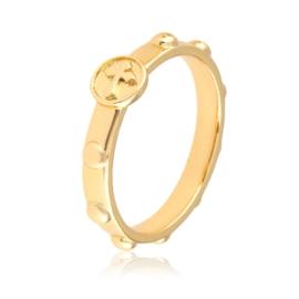 Pierścionek różaniec - Xuping PP2656
