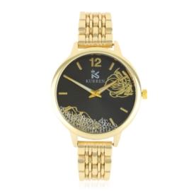 Zegarek rose z ruchomymi kryształkami - Z1534