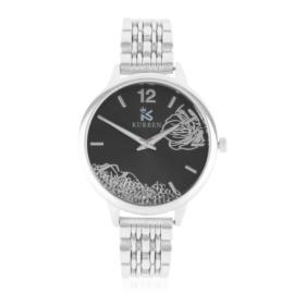 Zegarek rose z ruchomymi kryształkami - Z1535