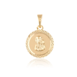 Przywieszka medalik - Xuping PRZ2446