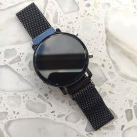 Zegarek na magnetycznym pasku LED - Z1538