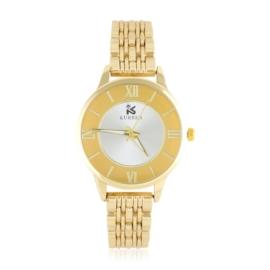 Zegarek na bransolecie - yellow - Z1541