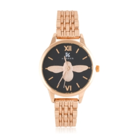 Zegarek na bransolecie - pszczoła - Z1545